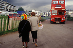 Epsom Downs, Surrey. 1980's <br />