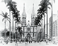 São Paulo Cathedral -<br /> Catedral Metropolitana de São Paulo