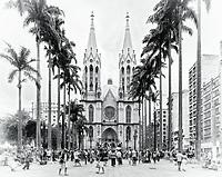 Sao Paulo - Cathedral