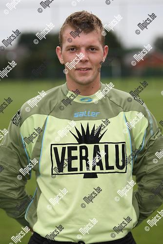 2008-08-05 / Voetbal / seizoen 2008-2009 / KFC BO Beerzel / De Rijck Dave ..Foto: Maarten Straetemans (SMB)