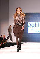Petit Pois by Viviana G. Model, Silvana Camargo, at Miami Beach International Fashion Week, Miami, FL  2011