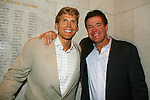 Grant Aleksander & Michael O'Leary at the Goodbye to Guiding Light, 72 Years Young on August 19, 2009 at the Paley Center for Media, NYC, NY. (Photo by Sue Coflin/Max Photos)