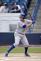 July 10, 2009:  Jake Opitz of the Daytona Cubs during a game at George M. Steinbrenner Field in Tampa, FL.  Daytona is the Florida State League High-A affiliate of the Chicago Cubs.  Photo By Mike Janes/Four Seam Images