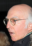 Larry David attending the Opening Night Performance of Edward Albee's 'Who's Afraid of Virginia Woolf?' at the Booth Theatre on October 13, 2012 in New York City.