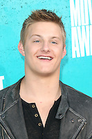 Alexander Ludwig at the 2012 MTV Movie Awards held at Gibson Amphitheatre on June 3, 2012 in Universal City, California. © mpi29/MediaPunch Inc.