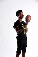 NWA Democrat-Gazette/SPENCER TIREY<br /> Kam'Ron Mays-Hunt Bentonville football player.