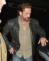 Gerard Butler Spotted Leaving Chiltern Firehouse