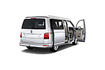 Car images close up view of a 2018 Volkswagen California Ocean 4 Door Passenger Van doors
