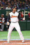 Jonathan Schoop (NED), <br /> MARCH 12, 2017 - WBC : <br /> 2017 World Baseball Classic <br /> Second Round Pool E Game <br /> between Japan 8-6 Netherlands <br /> at Tokyo Dome in Tokyo, Japan. <br /> (Photo by YUTAKA/AFLO SPORT)