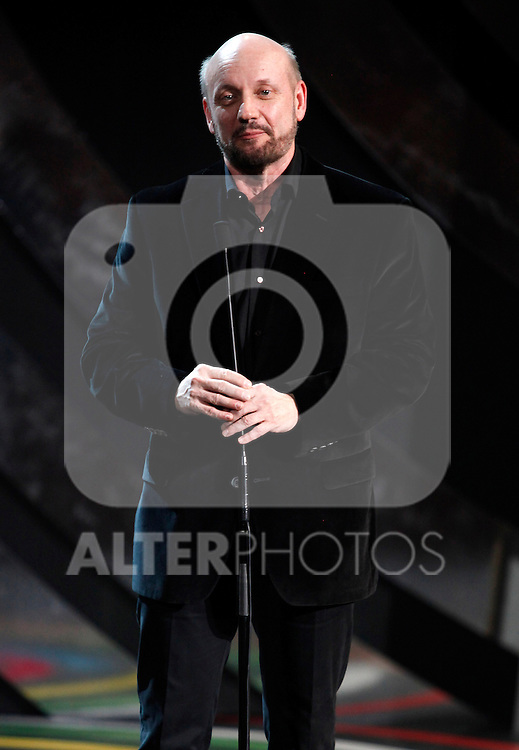 Director Juan Jose Campanella during the 61st San Sebastian International Film Festival's opening ceremony, in San Sebastian, Spain. September 20, 2013. (ALTERPHOTOS/Victor Blanco)