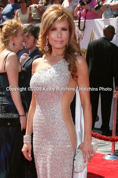 Tracey Bregman arriving  at the Daytime Emmys 2008  at the Kodak Theater in Hollywood, CA on.June 20, 2008.©2008 Kathy Hutchins / Hutchins Photo .