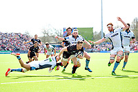Saracens v Glasgow Warriors