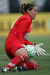 30 August 2009: Carola Soberg (21) of Umea IK.  The WPS All-Star team defeated the visiting Umea IK 4-2 in the first annual post season All-Star game of the Women's Professional  Soccer league at Anheuser-Busch Soccer Park, in Fenton, MO.