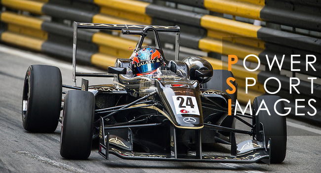 F3 Double R Racing Galaxy Macau Team during the 60th GP Macao on November 16, 2013 at Macao street circuit in Macao, China. Photo by Xaume Olleros / The Power of Sport Images