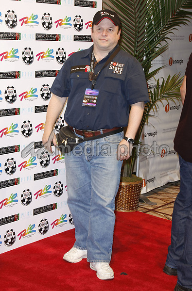 "2 July 2008 - Las Vegas, Nevada - Jason Alexander. Annie Duke and Don Cheadle host the 2nd Annual ""Ante Up For Africa"" Celebrity Poker Tournament during the 2008 World Series of Poker held at the Rio All-Suite Hotel and Casino. Photo Credit: MJT/AdMedia"