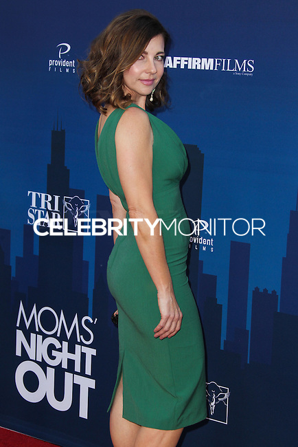 "HOLLYWOOD, LOS ANGELES, CA, USA - APRIL 29: Shari Rigby at the Los Angeles Premiere Of TriStar Pictures' ""Mom's Night Out"" held at the TCL Chinese Theatre IMAX on April 29, 2014 in Hollywood, Los Angeles, California, United States. (Photo by Xavier Collin/Celebrity Monitor)"