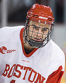 - The Boston University Terriers defeated the visiting Harvard University Crimson 5-2 on Saturday, January 15, 2011, at Agganis Arena in Boston, Massachusetts.