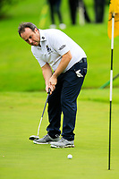 Keith Taaffe (Ardee) during the final round of the All Ireland Four Ball Inter club Final, Roe Park resort, Limavady, Derry, Northern Ireland. 15/09/2019.<br /> Picture Fran Caffrey / Golffile.ie<br /> <br /> All photo usage must carry mandatory copyright credit (© Golffile | Fran Caffrey)