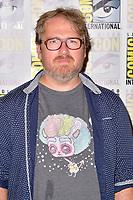 Andrew Dabb beim Photocall zur TV-Serie 'Supernatural' auf der San Diego Comic-Con International 2017 im Hilton Bayfront Hotel. San Diego, 23.07.2017