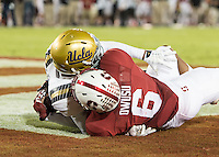 Stanford Cardinal vs UCLA Bruins, October 15, 2015