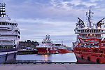 Aberdeen Harbour<br /> <br /> Image by: Malcolm McCurrach<br /> Fri, 27, February, 2015 |  &copy; Malcolm McCurrach 2015 |  Insertion and use fees apply |  All rights Reserved. picturedesk@nwimages.co.uk | www.nwimages.co.uk | 07743 719366