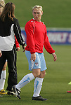 11 April 2009: Chicago's Frida Ostberg (SWE). The Washington Freedom played the Chicago Red Stars to a 1-1 tie at the Maryland SoccerPlex in Boyds, Maryland in a regular season Women's Professional Soccer game.
