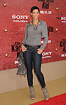 "WESTWOOD, CA. - June 07: Nicole Murphy arrives at ""The Karate Kid"" Los Angeles Premiere at Mann Village Theatre on June 7, 2010 in Westwood, California."
