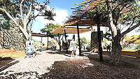 Africa Rocks at the San Diego Zoo--a work in progress. A 9 acre exhibit complex will transform Dog and Cat Canyon, one of the oldest areas of the zoo. Kelley Ross, Project Manager, has managed the process for over 25 buildings within Africa Rocks.
