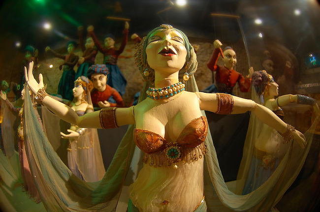 Salzburg - puppet museum