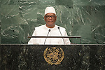 Mali<br /> H.E. Mr. Ibrahim Boubacar Keita<br /> President<br /> <br /> General Assembly Seventy-first session, 17th plenary meeting<br /> General Debate