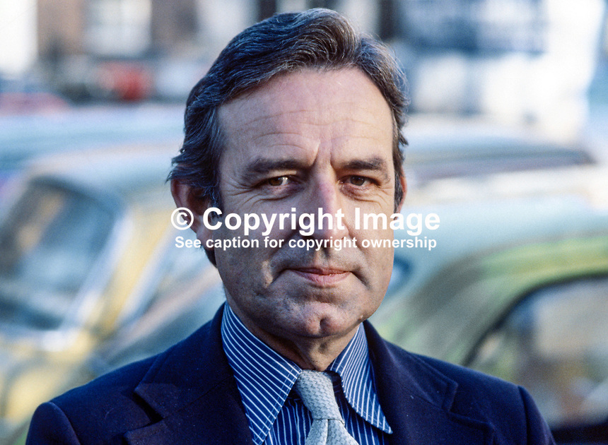 Joe Greevy, director, Co-operation North, Dublin, Rep of Ireland, 19800003a.<br />