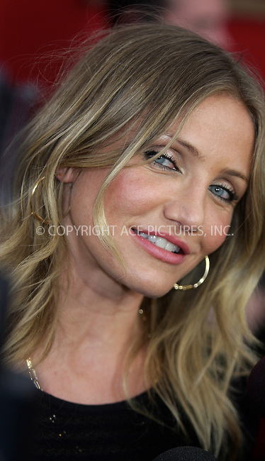 WWW.ACEPIXS.COM . . . . .  ....June 20 2011, New York City....Actress Cameron Diaz arriving at the New York premiere of 'Bad Teacher' at the Ziegfeld Theatre on June 20, 2011 in New York City. ....Please byline: NANCY RIVERA- ACEPIXS.COM.... *** ***..Ace Pictures, Inc:  ..Tel: 646 769 0430..e-mail: info@acepixs.com..web: http://www.acepixs.com