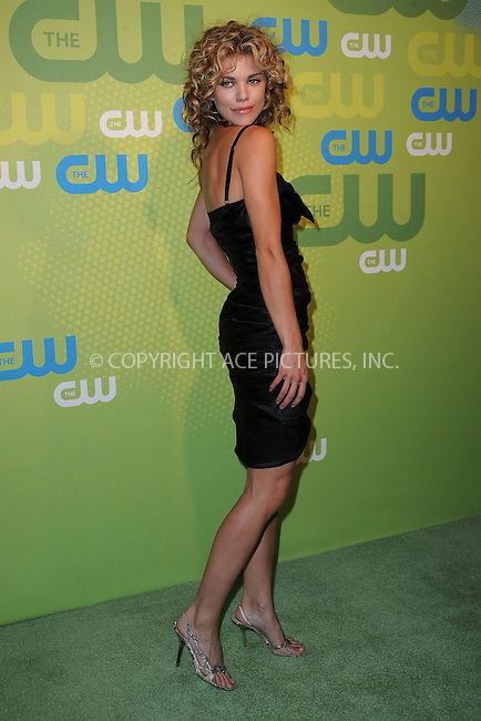 WWW.ACEPIXS.COM . . . . . ....May 21 2009, New York City....Actress AnnaLynne McCord arriving at the 2009 The CW Network UpFront at Madison Square Garden on May 21, 2009 in New York City.....Please byline: KRISTIN CALLAHAN - ACEPIXS.COM.. . . . . . ..Ace Pictures, Inc:  ..tel: (212) 243 8787 or (646) 769 0430..e-mail: info@acepixs.com..web: http://www.acepixs.com