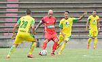 Leones igualó 1-1 ante Patriotas. Fecha 18 Liga Águila I-2018.