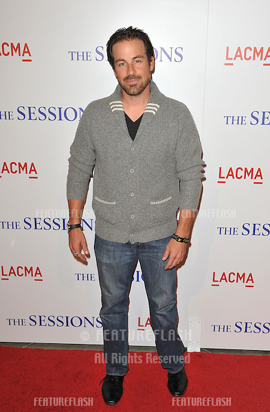 "Kurt Yaeger at the premiere of ""The Sessions"" at the LA County Museum of Art..October 10, 2012  Los Angeles, CA.Picture: Paul Smith / Featureflash"