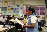 STUDENT READING REPORT TO THE CLASS. ELEMENTARY SCHOOL STUDENTS. OAKLAND CALIFORNIA USA CARL MUNCK ELEMENTARY SCHOOL.