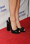 BEVERLY HILLS, CA- OCTOBER 23: Actress Sienna Miller(shoe detail) at the International Medical Corps' Annual Awards dinner ceremony at the Beverly Wilshire Four Seasons Hotel on October 23, 2014 in Beverly Hills, California.