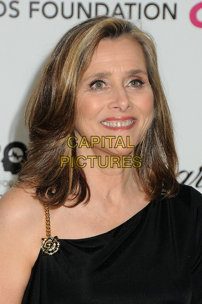 Meredith Vieira.20th Annual Elton John Academy Awards Viewing Party held at West Hollywood Park, West Hollywood, California, USA..February 26th, 2012.headshot portrait black  .CAP/ADM/BP.©Byron Purvis/AdMedia/Capital Pictures.