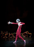 English National Ballets production of The Rite of Spring. Erina Takahashi.