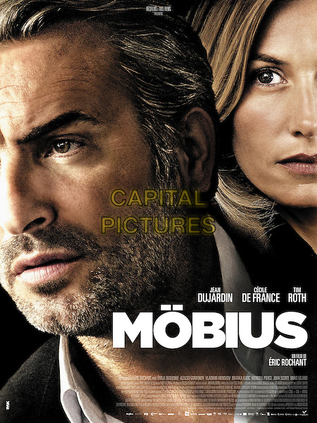 ORIGINAL FRENCH POSTER ART<br /> in Mobius (2013) <br /> *Filmstill - Editorial Use Only*<br /> CAP/FB<br /> Image supplied by Capital Pictures