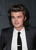 LOS ANGELES, CA - NOVEMBER 17: Joe Keery, at the Tribes Of Palos Verdes Premiere at The Ace Hotel Theater in Los Angeles, California on November 17, 2107. Credit: Faye Sadou/MediaPunch /NortePhoto.com