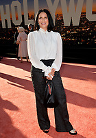 """LOS ANGELES, USA. July 23, 2019: Georgia Kacandes at the premiere of """"Once Upon A Time In Hollywood"""" at the TCL Chinese Theatre.<br /> Picture: Paul Smith/Featureflash"""