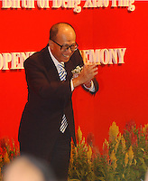 Li KA Shing was at the opening ceremony of &quot;Giant of the Century&quot; - an exhibition to commemorate the 100th Anniversary of the Birth of Deng Xiaoping in Hong Kong. The exhibition aims at introducing Deng's life to the people of Hong Kong.<br /> 26-AUG-04
