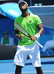 Donald Young Loses to Kei Nishikori, 7-5, 6-1, 6-0