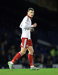 Sheffield United's Paul Coutts in action during the League One match at Roots Hall Stadium.  Photo credit should read: David Klein/Sportimage