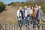 OWEN TO FINISH CAPTION MC PHOTO..from l-t were: John Moriarty, Richard O'Halloran, Mike O'Neill, Mags Lynch, Tom O'Grady and Joe Cotter.