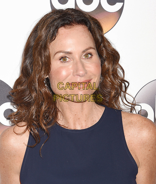 BEVERLY HILLS, CA - AUGUST 04: Actress Minnie Driver arrives at the Disney ABC Television Group TCA Summer Press Tour at the Beverly Hilton Hotel on August 4, 2016 in Beverly Hills, California.<br /> CAP/ROT/TM<br /> &copy;TM/ROT/Capital Pictures
