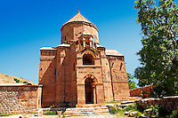 10th century Armenian Orthodox Cathedral of the Holy Cross on Akdamar Island, Lake Van Turkey 80