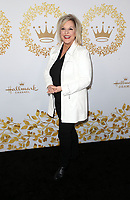 PASADENA, CA - FEBRUARY 9: Nancy Grace, at the Hallmark Channel and Hallmark Movies &amp; Mysteries Winter 2019 TCA at Tournament House in Pasadena, California on February 9, 2019. <br /> CAP/MPI/FS<br /> &copy;FS/MPI/Capital Pictures