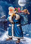 Marcello, CHRISTMAS SANTA, SNOWMAN, WEIHNACHTSMÄNNER, SCHNEEMÄNNER, PAPÁ NOEL, MUÑECOS DE NIEVE, paintings+++++,ITMCXM2191A,#x#